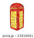 ロンドン電話ボックス 23816681