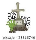 お墓とゾンビ 23816740