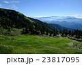 会津駒ケ岳 夏山 夏の写真 23817095