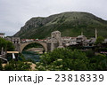 モスタル 世界遺産 旧市街の写真 23818339