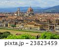 フィレンツェ 眺望 街並みの写真 23823459