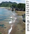 辺戸岬から大石林山を望む 23825877