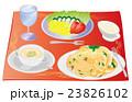 今日のご飯スパゲティー 23826102