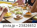 ランチ レストラン 外食の写真 23826652