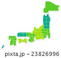 日本地図 23826996