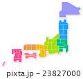 日本地図 23827000
