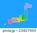 日本地図 23827003