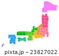 日本地図 23827022