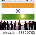 India Flag Patriotism Indian Pride Unity Concept 23829762