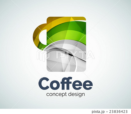 coffee cup logo template - photo #30