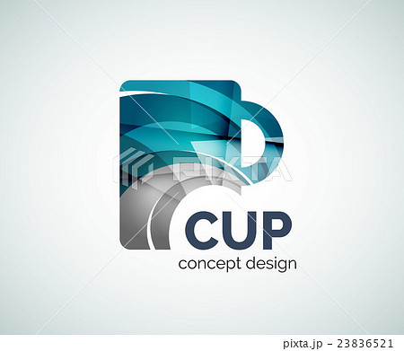 coffee cup logo template - photo #26