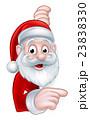 サンタクロース さんた サンタのイラスト 23838330