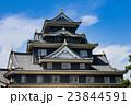 岡山城(岡山県-岡山市) 23844591