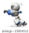 パンチを繰り出すロボット 23854512