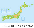 日本地図 23857708