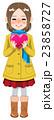 人物 女性 女の子のイラスト 23858727
