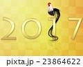 2017 酉年 2017年のイラスト 23864622