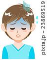 表情-ジェスチャー 23869519