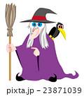 Print魔女とカラス 23871039