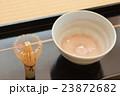お茶道具(茶器と茶筅) 23872682