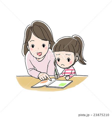 勉強 女の子と女性 むずかしい 23875210