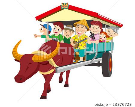 水牛車(二輪車) 23876728