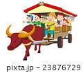 水牛車(四輪車) 23876729