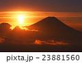 富士山 富士 霊峰富士の写真 23881560