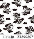 龍のパターン 23890807