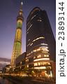東京スカイツリー ライトアップ リオオリンピックの写真 23893144