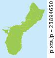 グアム島マップ 23894650