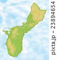 グアム島マップ 23894654