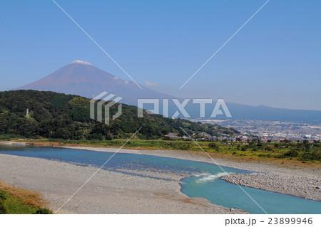 夏の富士山 23899946