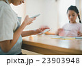Japanese woman golfer , housewife 23903948