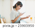 Japanese woman golfer , housewife 23903950
