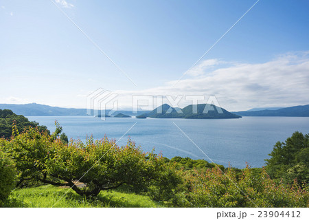 洞爺湖(壮瞥公園からの眺め) 23904412