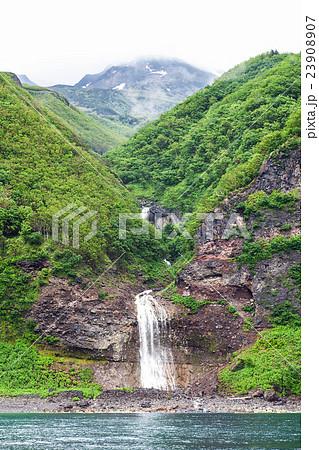 カムイワッカの滝 23908907