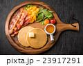 パンケーキの食事  typical pancake 23917291