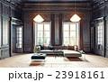 black living room 23918161