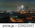 四日市港ポートビルからの長島の花火 23923307