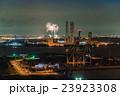 四日市港ポートビルからの長島の花火 23923308