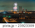四日市港ポートビルからの長島の花火 23923309
