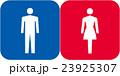 男性と女性のピクトグラム 23925307