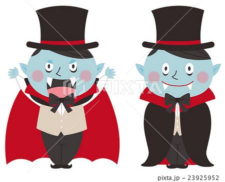 吸血鬼のイラスト素材 23925952 Pixta