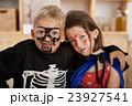 Kids in halloween costumes 23927541