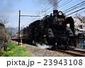 春の秩父鉄道 SL 23943108