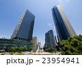 名古屋駅前 都市風景 超高層ビル群 23954941