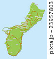 グアム島マップ 23957803