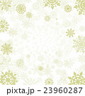 winter background with snowflakes  snow vector 23960287