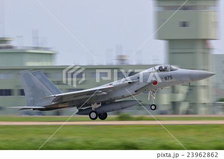航空自衛隊 戦闘機 離陸 F-15J 23962862